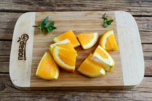 Абрикосовый джем с апельсином на зиму - фото шаг 4