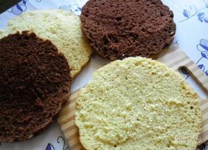 Сметанный торт на кефире - фото шаг 12