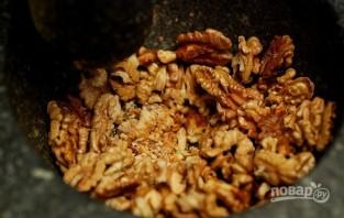 Макароны со свининой на сковороде - фото шаг 11
