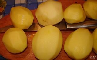 Бедро индейки с овощами - фото шаг 1