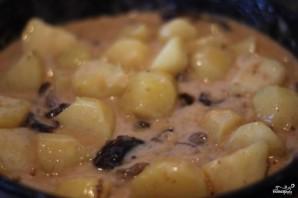 Картофельный цимес - фото шаг 7
