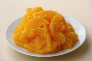 Варенье из мандаринов и яблок - фото шаг 1