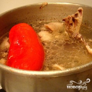 Курица в тайском стиле - фото шаг 1