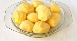 """Картофельное пюре в мультиварке """"Редмонд"""" - фото шаг 1"""