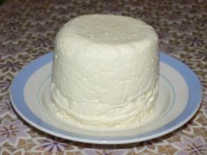 Сыр белорусский в домашних условиях - фото шаг 5