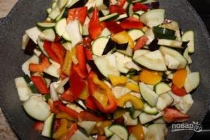 Овощное рагу на сковороде - фото шаг 2