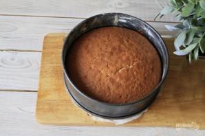 Торт на День Рождения своими руками - фото шаг 8