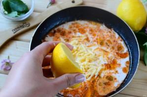 Куриные грудки в лимонном соусе - фото шаг 6