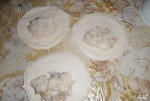 Пирожки с курицей - фото шаг 5