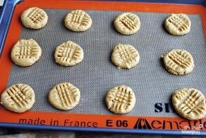 Печенье с арахисовым маслом и медом - фото шаг 5