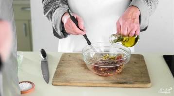 Салат из цикория - фото шаг 5