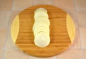 Котлеты в духовке с помидорами - фото шаг 5