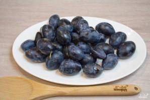 Соус ткемали с синей сливой - фото шаг 1