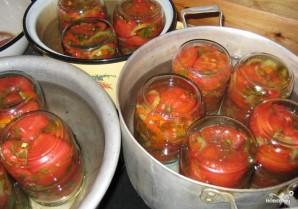 Солянка с помидорами - фото шаг 4