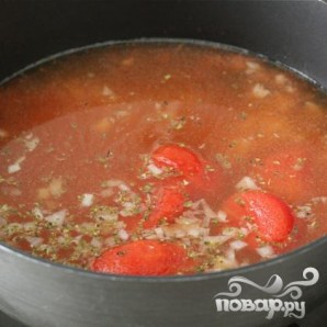 Суп с пельменями - фото шаг 4