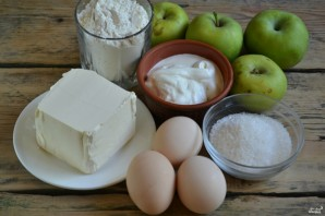 Корнуэльский яблочный пирог - фото шаг 1