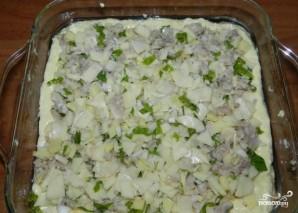 Пирог со свининой и луком - фото шаг 6