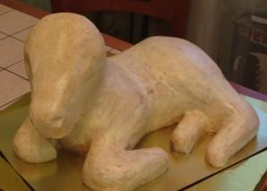 "Торт ""Лошадь"" - фото шаг 11"