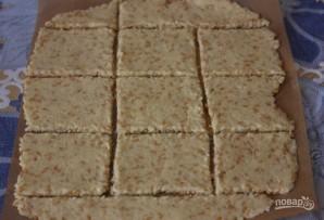 Кукурузные хлебцы с семечками - фото шаг 5