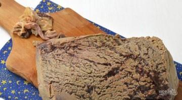 Вареная говяжья печень - фото шаг 3