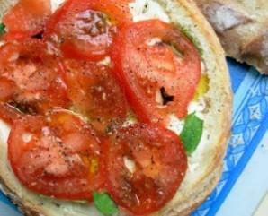 Бутерброды на пикник на природе - фото шаг 9