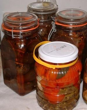 Маринованные баклажаны на зиму - фото шаг 7