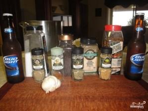 Копченые колбаски - фото шаг 2