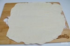 Супер нежный пирог с капустой и мясом - фото шаг 2