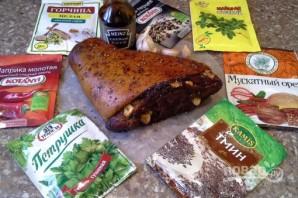 Запекание свиной рульки в духовке - фото шаг 2