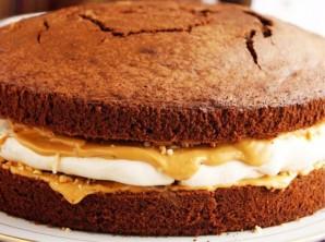 Торт Шоколадный батончик - фото шаг 6