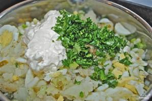 Картофельный салат с сельдереем - фото шаг 4