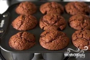 Шоколадные кексы с йогуртом - фото шаг 3