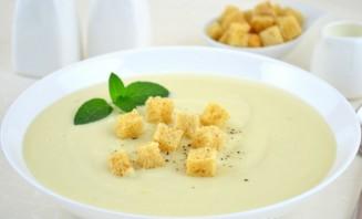 Суп из цветной капусты для ребенка - фото шаг 8