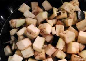 Суп-пюре из баклажанов - фото шаг 2