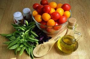 Вяленые помидоры в духовке (на зиму) - фото шаг 1