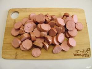 Сосиски под соусом - фото шаг 4