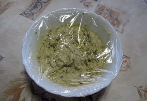 Печенье овсяное диетическое - фото шаг 3