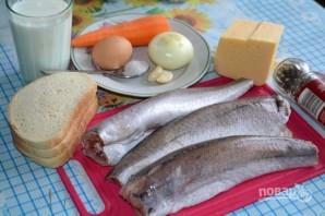 Рыбные котлеты в сырной шубе - фото шаг 1