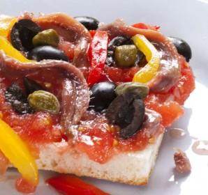 Салат по-тоскански  - фото шаг 8