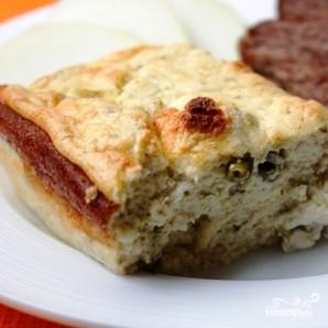Творожное суфле с зеленой фасолью - фото шаг 10