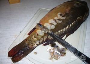 Рыба, запеченная в духовке в фольге - фото шаг 1