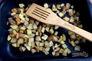 Королевский картофельный салат - фото шаг 2