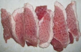 Мясо отбивное в духовке - фото шаг 2