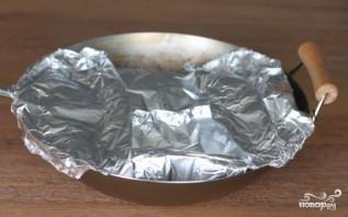 Копченая рыба в духовке - фото шаг 4