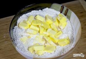 Слоеное тесто на самсу - фото шаг 2