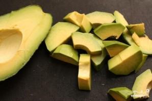 Лосось с соусом из авокадо - фото шаг 5