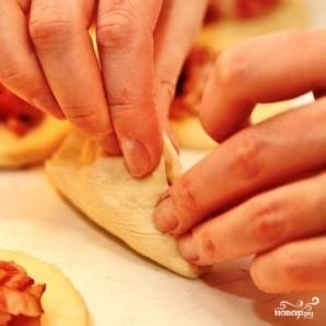 Пирожки со шпиком - фото шаг 13