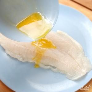 Филе трески на сковороде - фото шаг 3