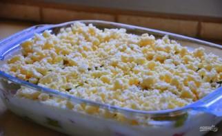 """Овощи под соусом """"Бешамель"""" с сыром - фото шаг 7"""