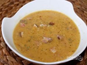 Суп гороховый с копченостями - фото шаг 14